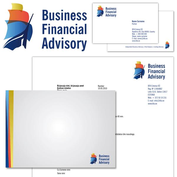 BFA logo firmatiili kujundus cvi Big