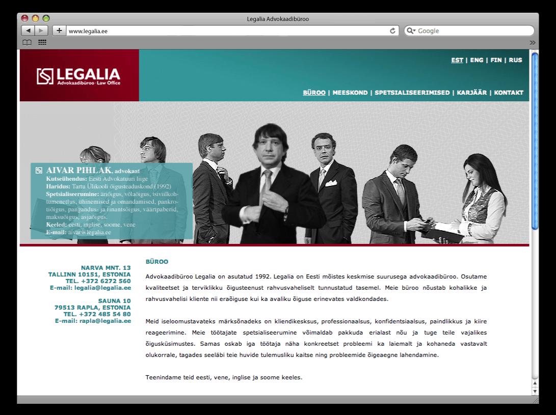 Legalia web21