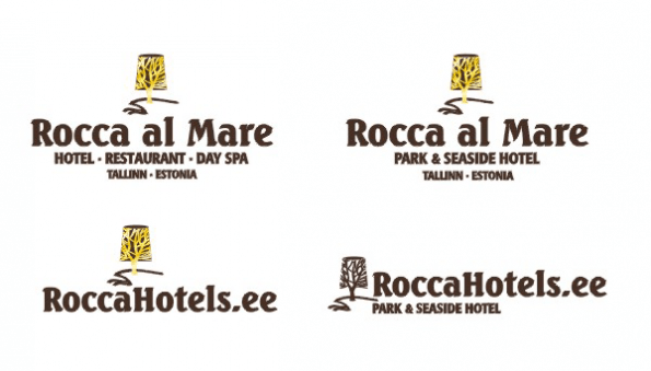 RoccaAlMare_hotell_logo_kujundus