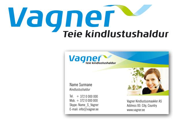 Vagner new firmastiili kujundus