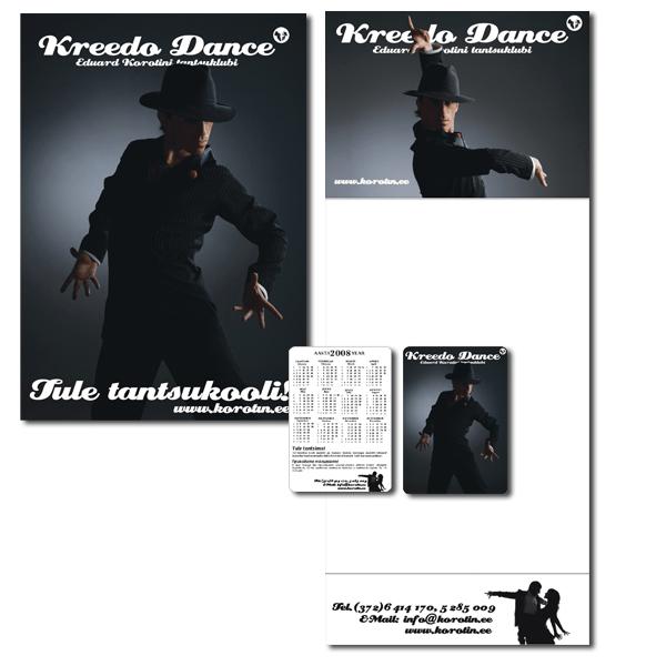 kreedo dance firmastiil2
