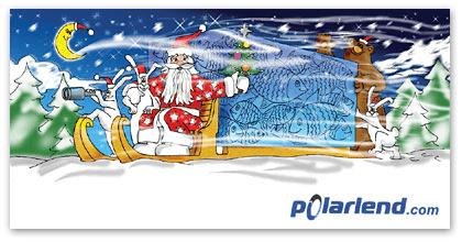 polarlend kaart