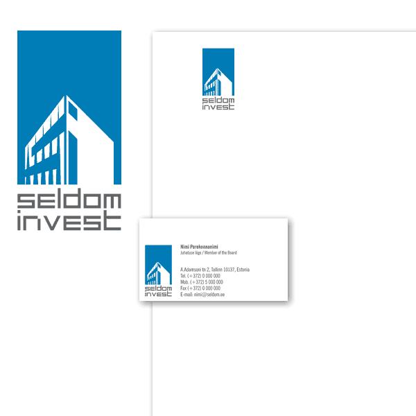seldominvest logo kujundus