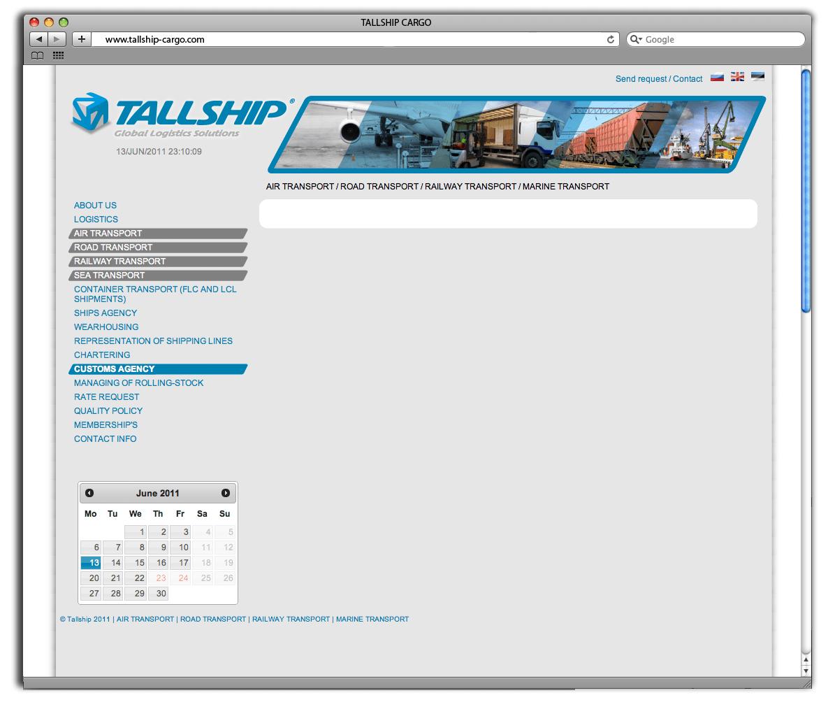 tallship webdesign kodulehe loomine1 big