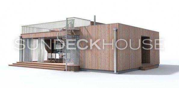 3Д Визуализация зданий