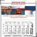 BreezeMarine Calendar small