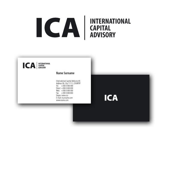 ICA identiteedi loomine big