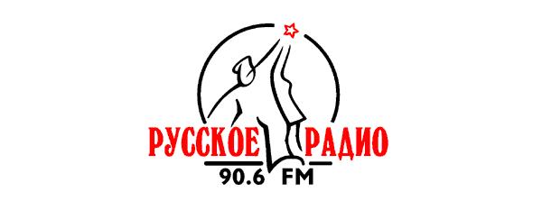 RusskojeRadio logo disain