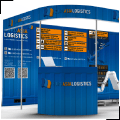 EAL exhibition stand design small
