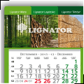Lignator kalender small