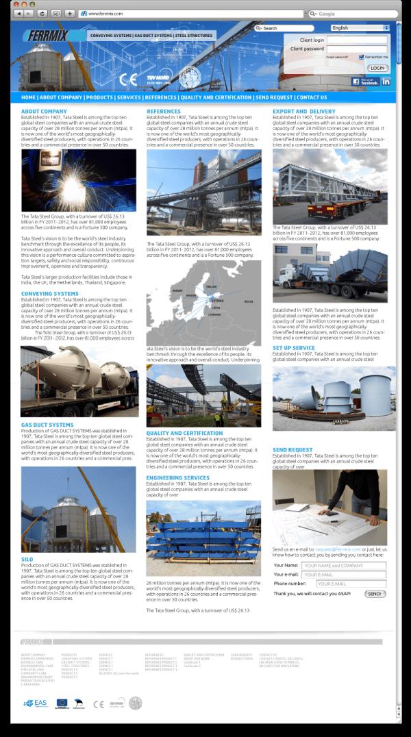 continuous improvement on tata steel