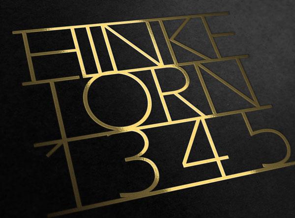Korporatiivse identiteedi cvi loomine HinkeTorn