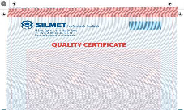Silmet_sertifikaadi_kujundus