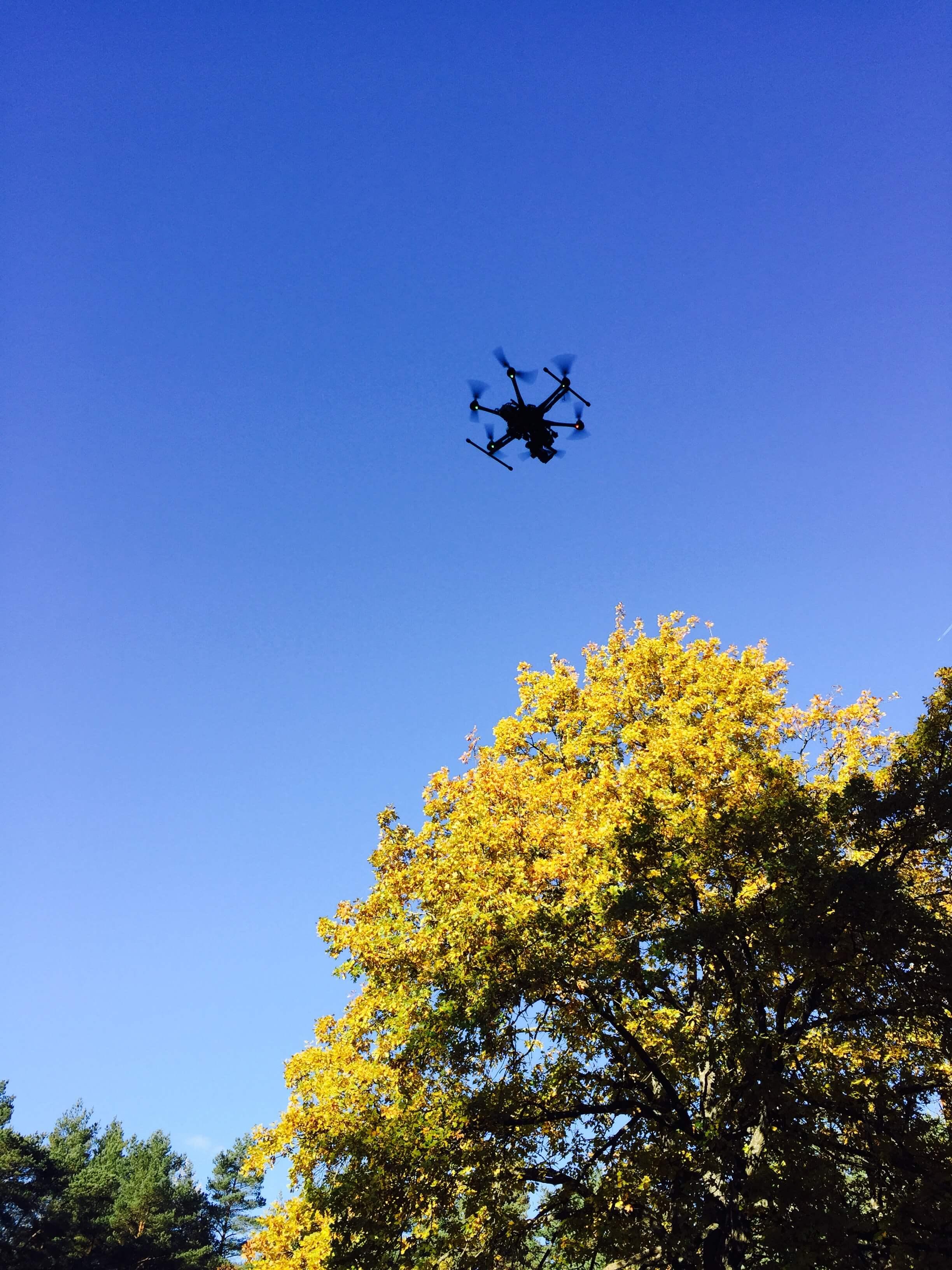 DroonigaFilmimine