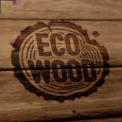 ecowood logo disain small