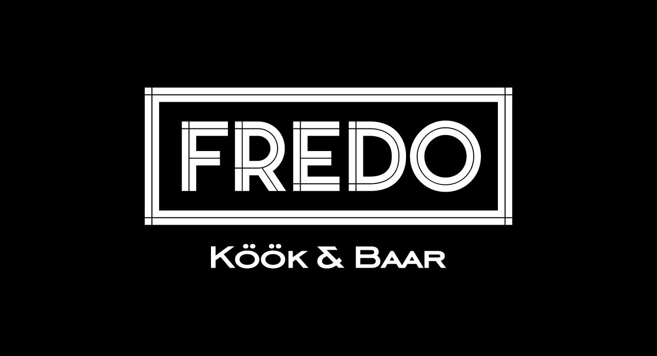 baari fredo logo kujundus big