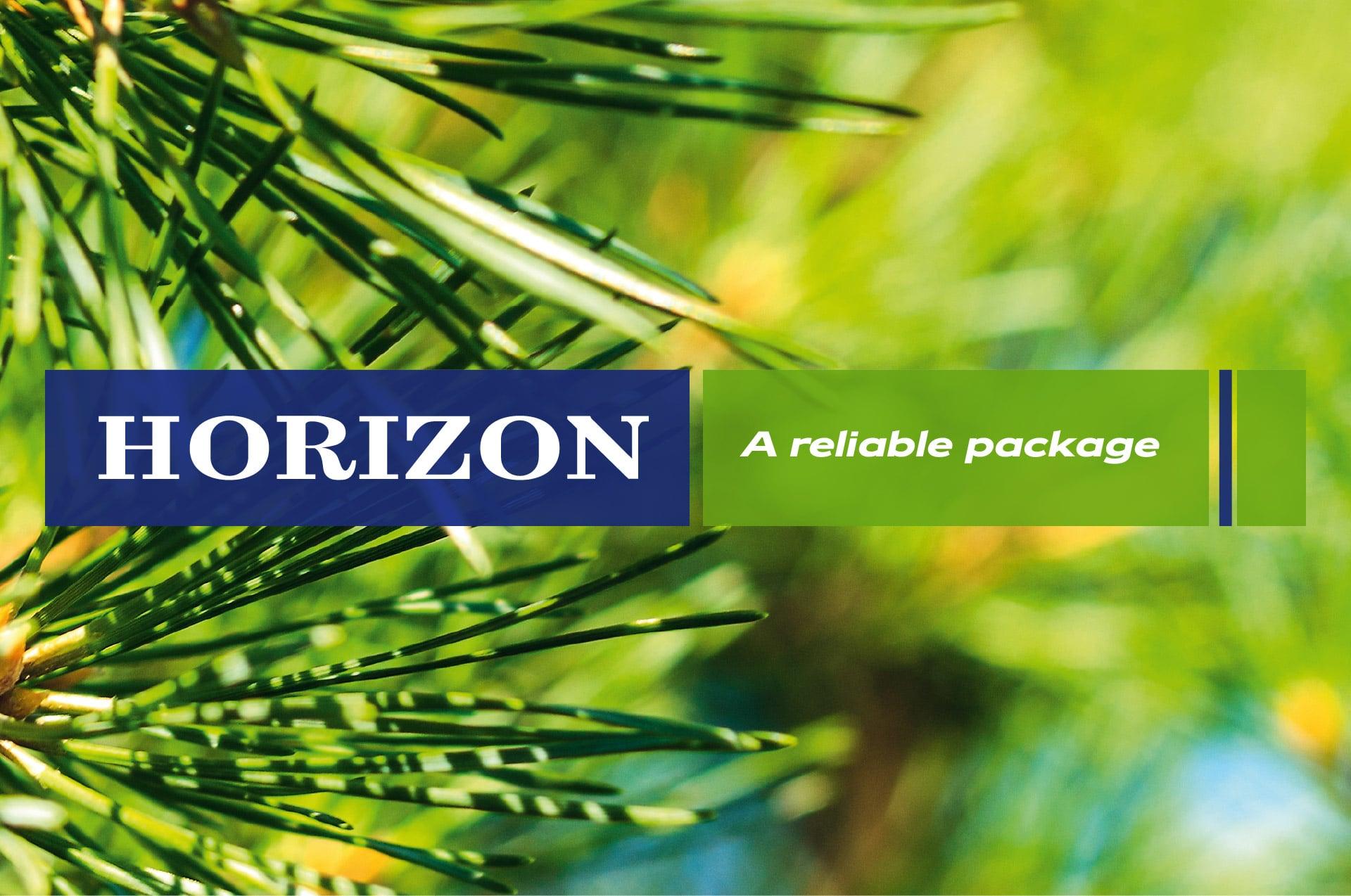 rebranding for paper factory Horizon