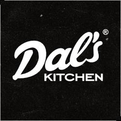 dals kitchen logo kujundus bränding small