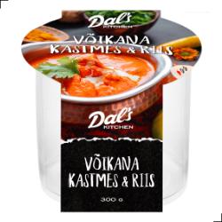 dals kitchen pakendi kujundus small
