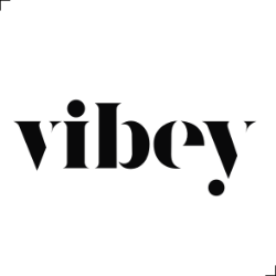 Vibey logo disain small